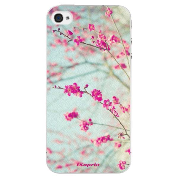 Plastové pouzdro iSaprio - Blossom 01 - iPhone 4/4S