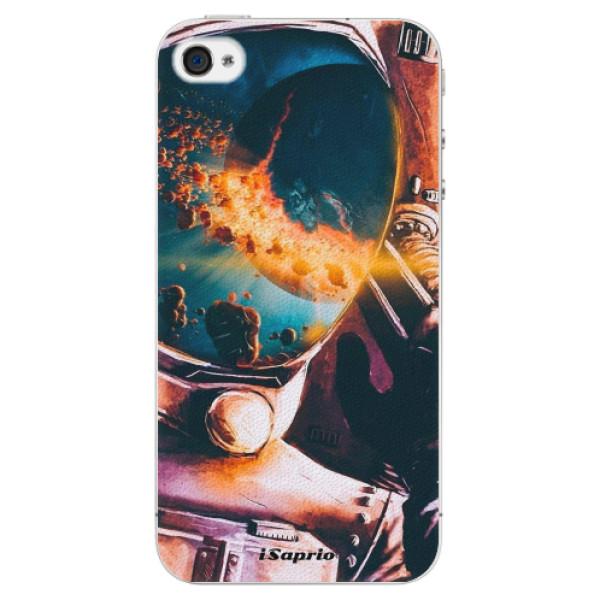 Plastové pouzdro iSaprio - Astronaut 01 - iPhone 4/4S
