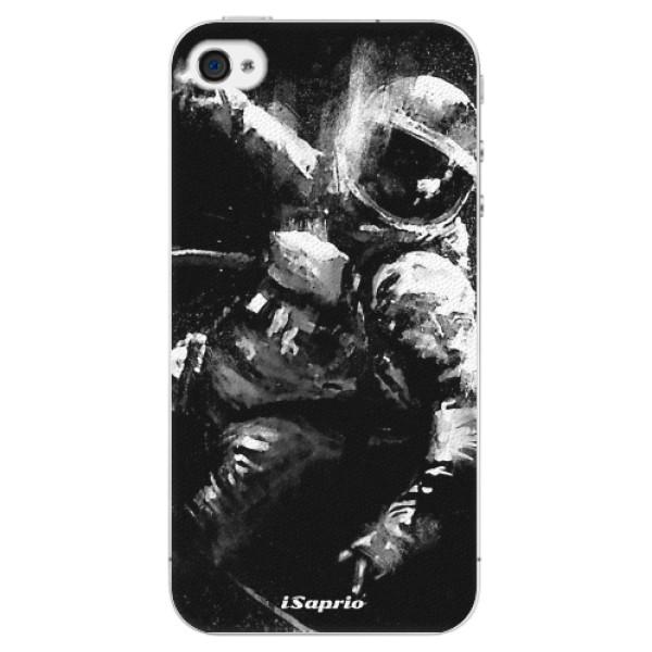 Plastové pouzdro iSaprio - Astronaut 02 - iPhone 4/4S