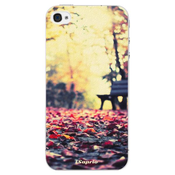 Plastové pouzdro iSaprio - Bench 01 - iPhone 4/4S