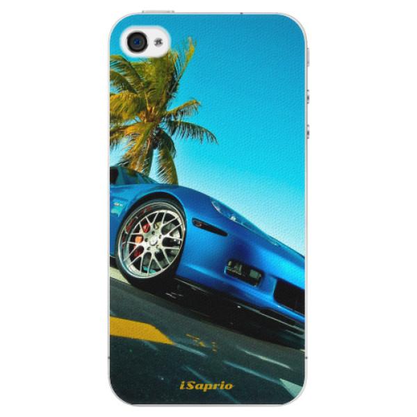 Plastové pouzdro iSaprio - Car 10 - iPhone 4/4S