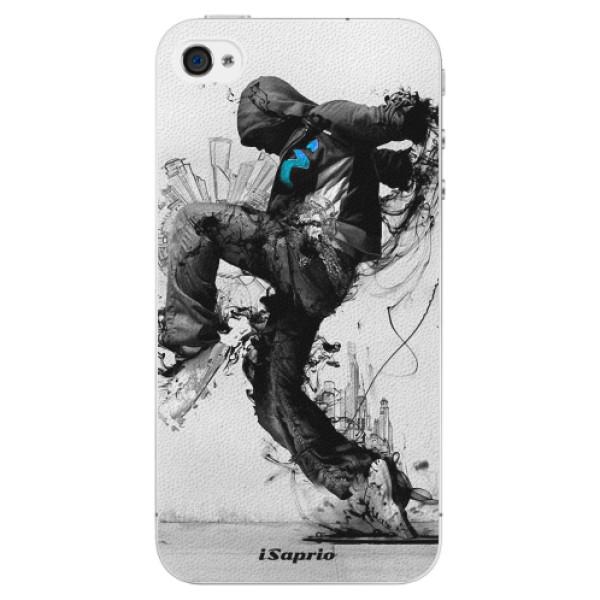 Plastové pouzdro iSaprio - Dance 01 - iPhone 4/4S