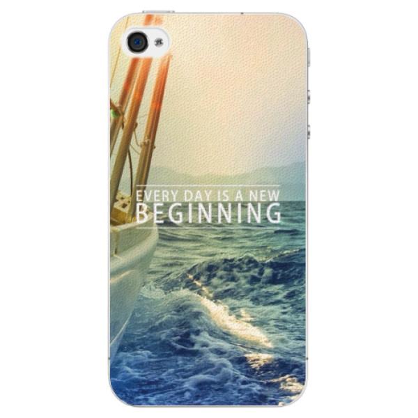 Plastové pouzdro iSaprio - Beginning - iPhone 4/4S