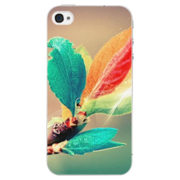 Plastové pouzdro iSaprio - Autumn 02 - iPhone 4/4S