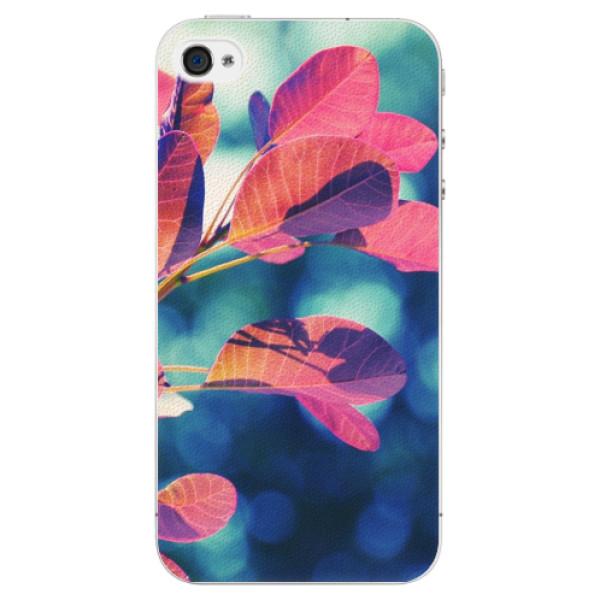 Plastové pouzdro iSaprio - Autumn 01 - iPhone 4/4S