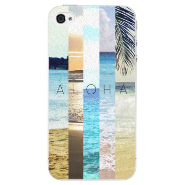 Plastové pouzdro iSaprio - Aloha 02 - iPhone 4/4S