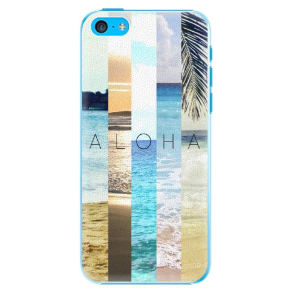 Plastové pouzdro iSaprio - Aloha 02 - iPhone 5C
