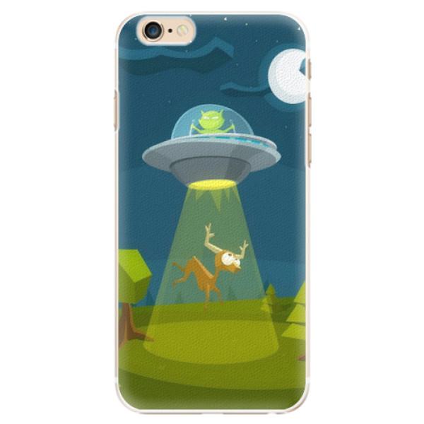 Plastové pouzdro iSaprio - Alien 01 - iPhone 6/6S