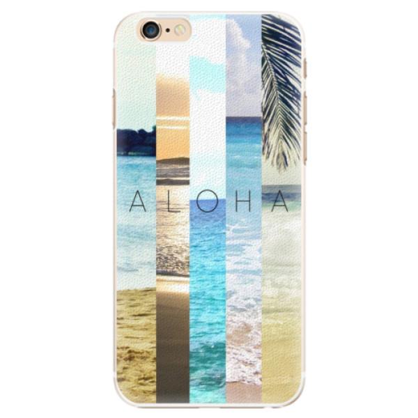 Plastové pouzdro iSaprio - Aloha 02 - iPhone 6/6S
