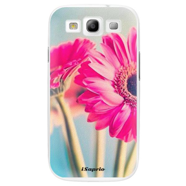 Plastové pouzdro iSaprio - Flowers 11 - Samsung Galaxy S3