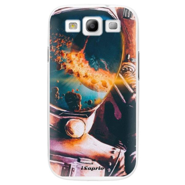 Plastové pouzdro iSaprio - Astronaut 01 - Samsung Galaxy S3