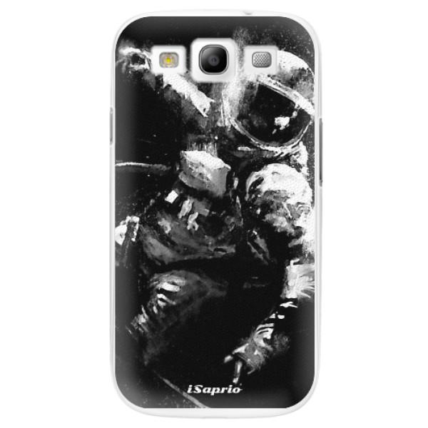 Plastové pouzdro iSaprio - Astronaut 02 - Samsung Galaxy S3