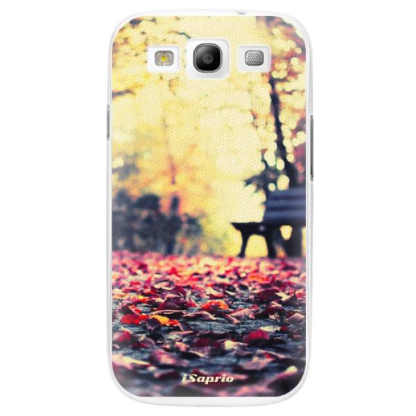 Plastové pouzdro iSaprio - Bench 01 - Samsung Galaxy S3