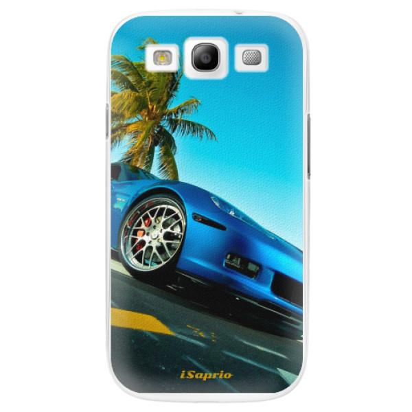 Plastové pouzdro iSaprio - Car 10 - Samsung Galaxy S3
