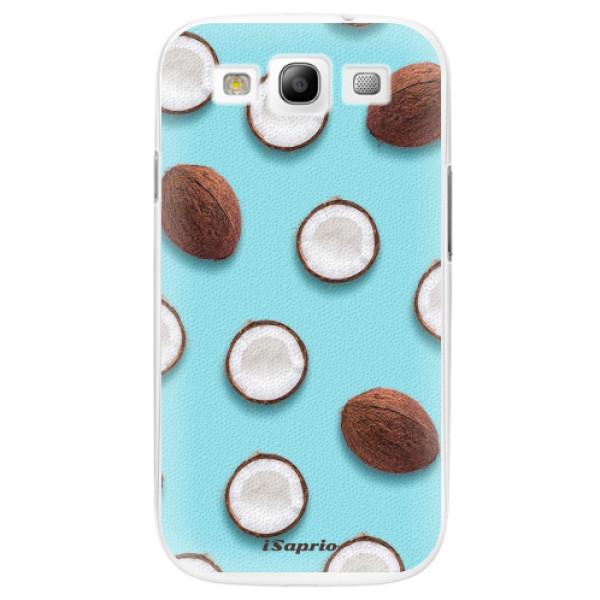Plastové pouzdro iSaprio - Coconut 01 - Samsung Galaxy S3