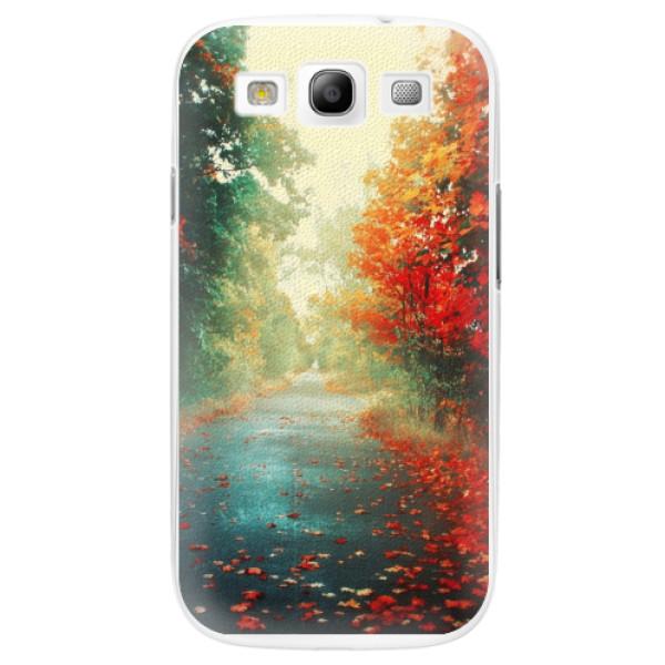 Plastové pouzdro iSaprio - Autumn 03 - Samsung Galaxy S3