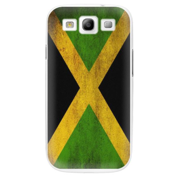 Plastové pouzdro iSaprio - Flag of Jamaica - Samsung Galaxy S3