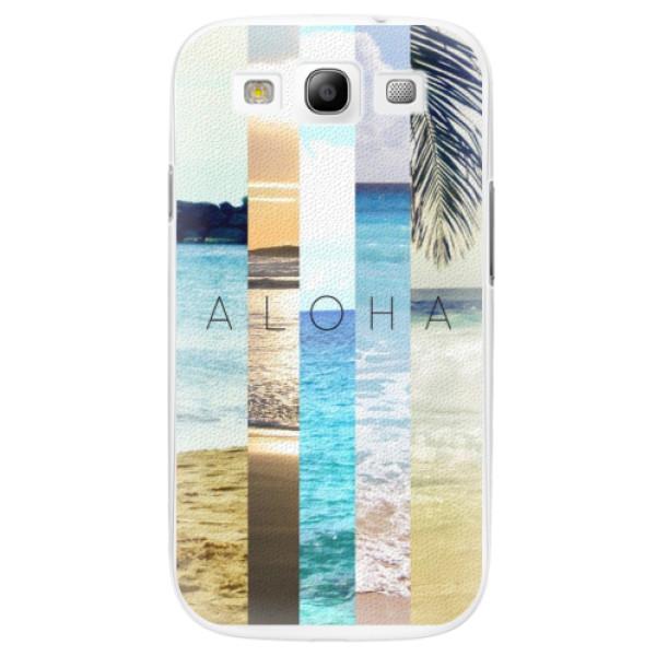 Plastové pouzdro iSaprio - Aloha 02 - Samsung Galaxy S3