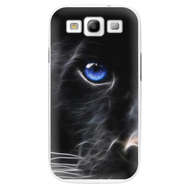 Plastové pouzdro iSaprio - Black Puma - Samsung Galaxy S3