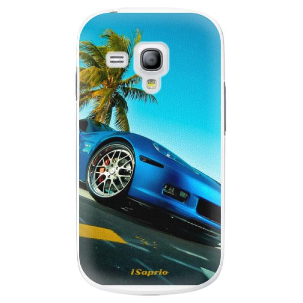 Plastové pouzdro iSaprio - Car 10 - Samsung Galaxy S3 Mini