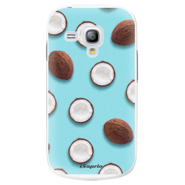 Plastové pouzdro iSaprio - Coconut 01 - Samsung Galaxy S3 Mini