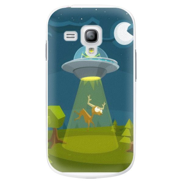 Plastové pouzdro iSaprio - Alien 01 - Samsung Galaxy S3 Mini