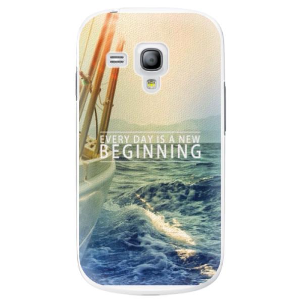 Plastové pouzdro iSaprio - Beginning - Samsung Galaxy S3 Mini