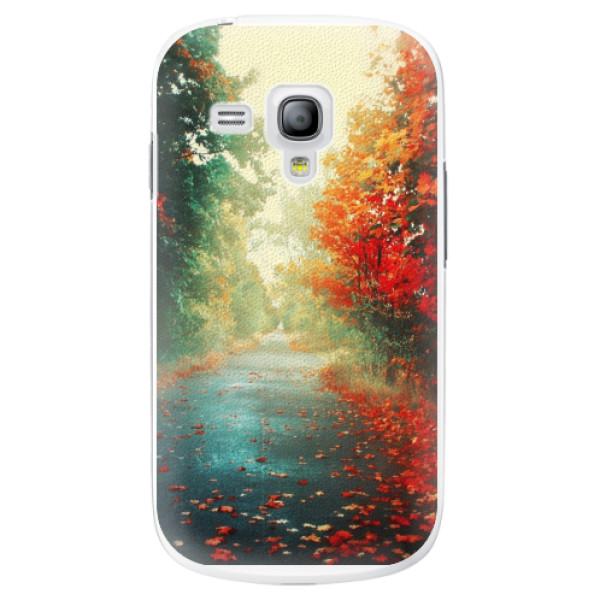 Plastové pouzdro iSaprio - Autumn 03 - Samsung Galaxy S3 Mini