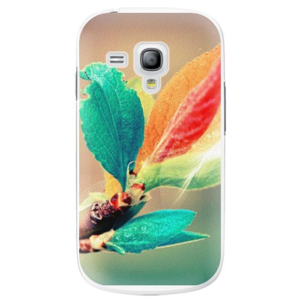 Plastové pouzdro iSaprio - Autumn 02 - Samsung Galaxy S3 Mini