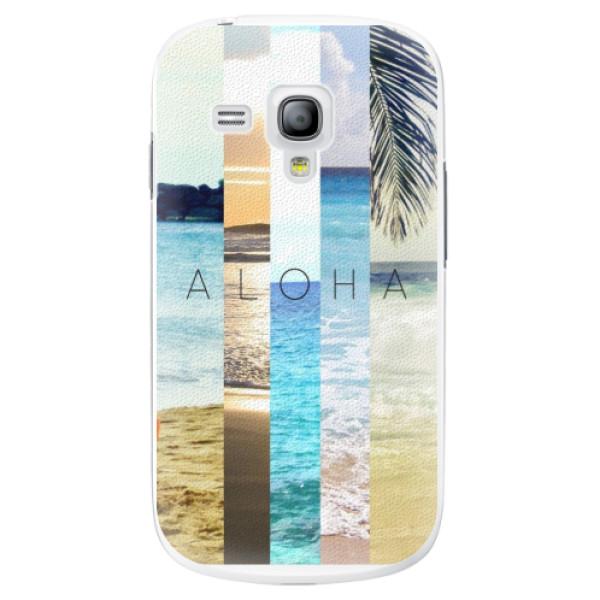 Plastové pouzdro iSaprio - Aloha 02 - Samsung Galaxy S3 Mini