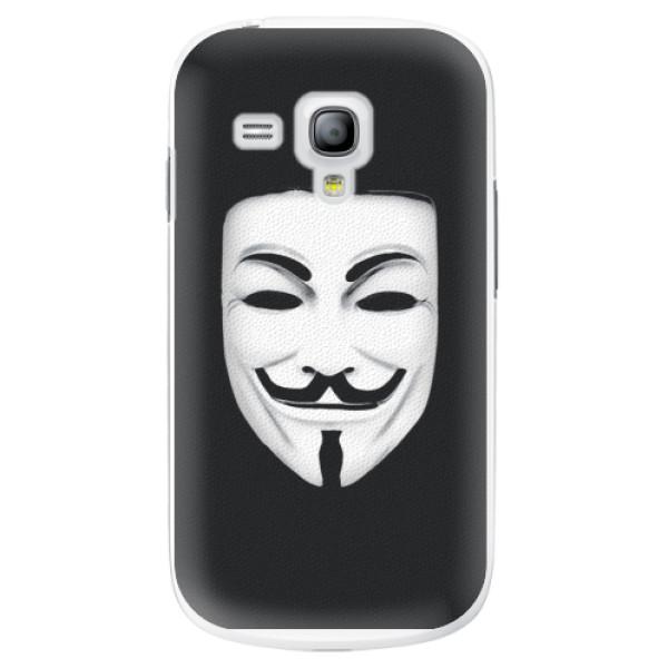Plastové pouzdro iSaprio - Vendeta - Samsung Galaxy S3 Mini