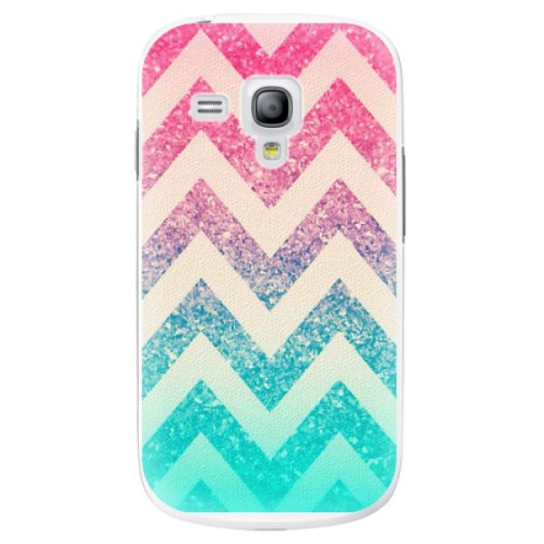 Plastové pouzdro iSaprio - Zig-Zag - Samsung Galaxy S3 Mini