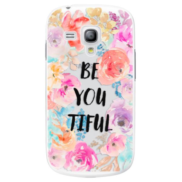 Plastové pouzdro iSaprio - BeYouTiful - Samsung Galaxy S3 Mini