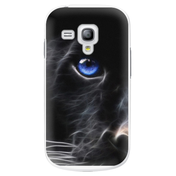 Plastové pouzdro iSaprio - Black Puma - Samsung Galaxy S3 Mini
