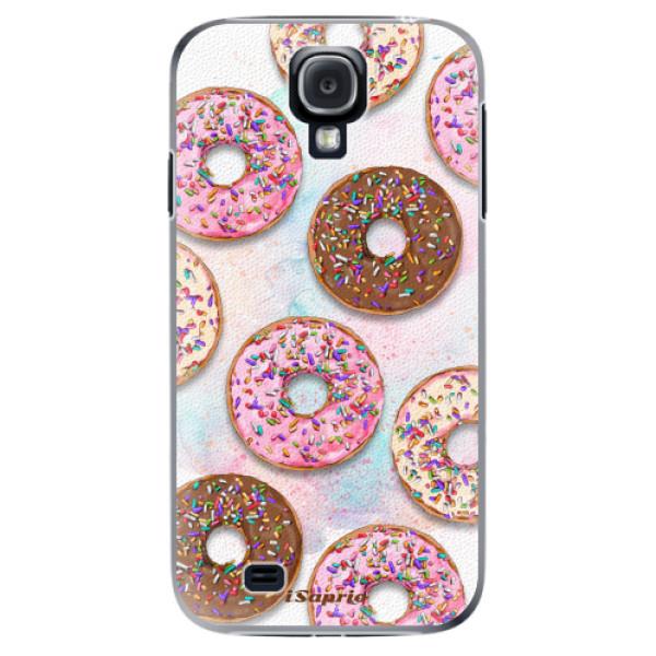 Plastové pouzdro iSaprio - Donuts 11 - Samsung Galaxy S4