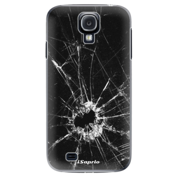 Plastové pouzdro iSaprio - Broken Glass 10 - Samsung Galaxy S4