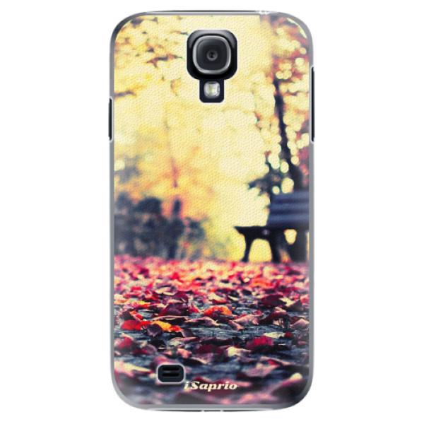 Plastové pouzdro iSaprio - Bench 01 - Samsung Galaxy S4