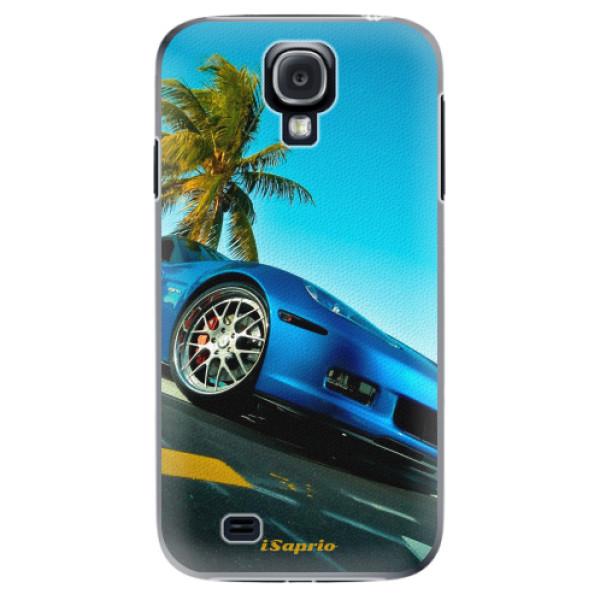 Plastové pouzdro iSaprio - Car 10 - Samsung Galaxy S4