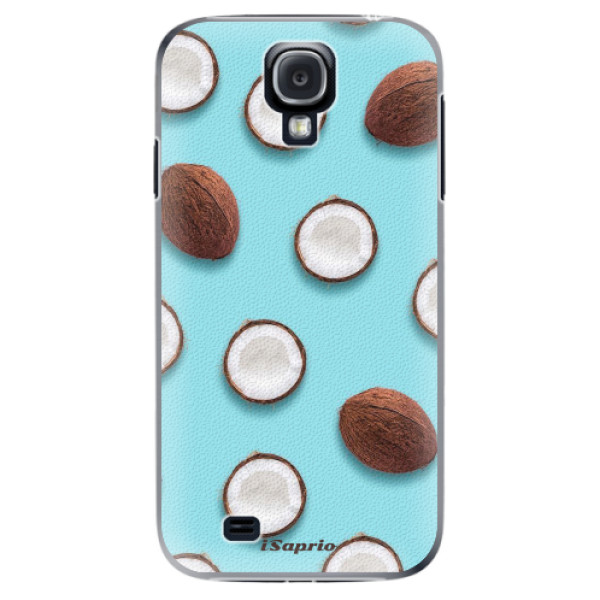 Plastové pouzdro iSaprio - Coconut 01 - Samsung Galaxy S4