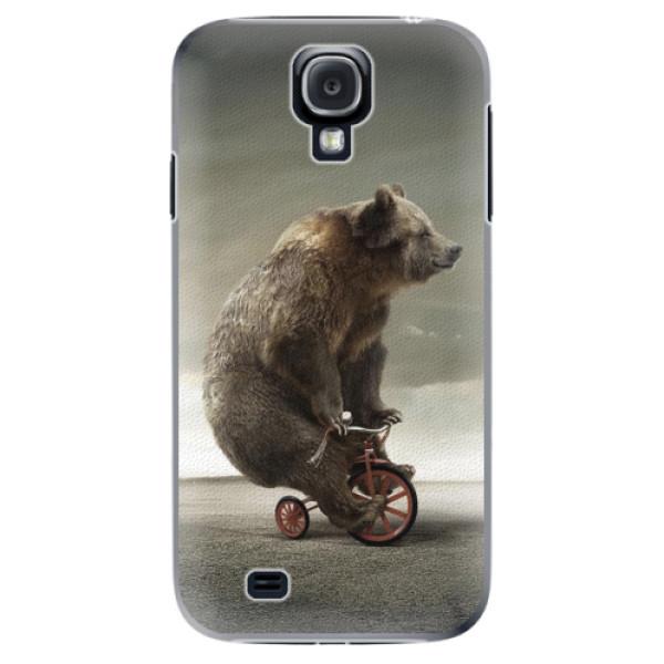 Plastové pouzdro iSaprio - Bear 01 - Samsung Galaxy S4