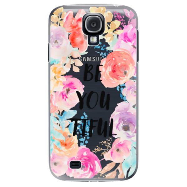 Plastové pouzdro iSaprio - BeYouTiful - Samsung Galaxy S4