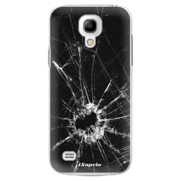 Plastové pouzdro iSaprio - Broken Glass 10 - Samsung Galaxy S4 Mini