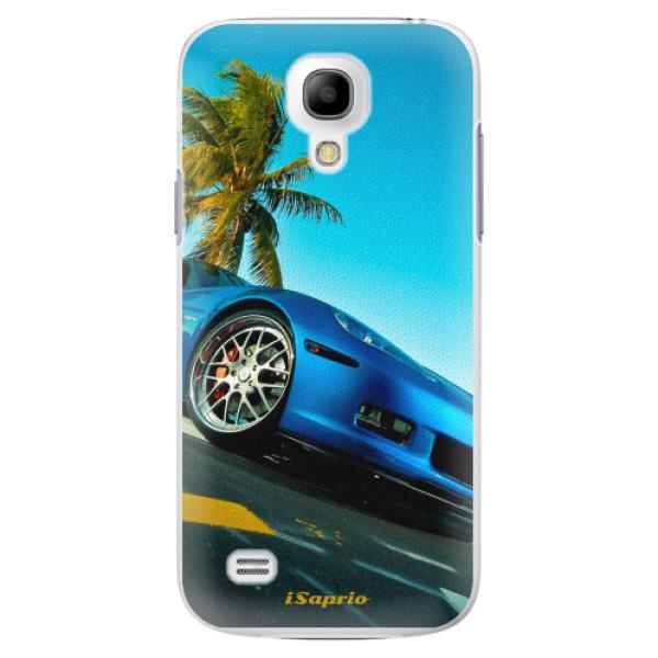 Plastové pouzdro iSaprio - Car 10 - Samsung Galaxy S4 Mini
