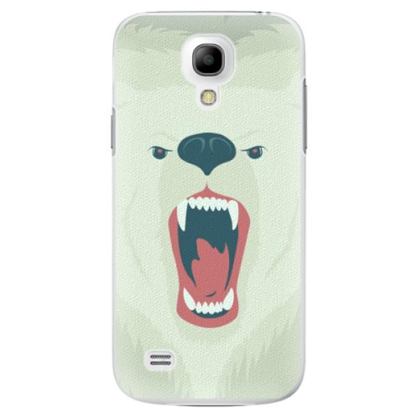 Plastové pouzdro iSaprio - Angry Bear - Samsung Galaxy S4 Mini