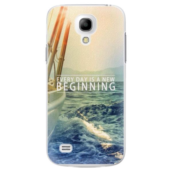 Plastové pouzdro iSaprio - Beginning - Samsung Galaxy S4 Mini