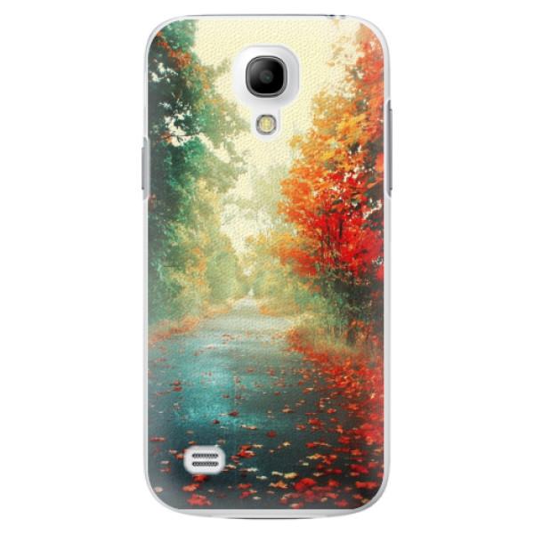 Plastové pouzdro iSaprio - Autumn 03 - Samsung Galaxy S4 Mini