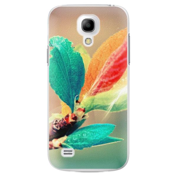 Plastové pouzdro iSaprio - Autumn 02 - Samsung Galaxy S4 Mini