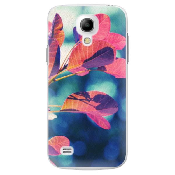 Plastové pouzdro iSaprio - Autumn 01 - Samsung Galaxy S4 Mini