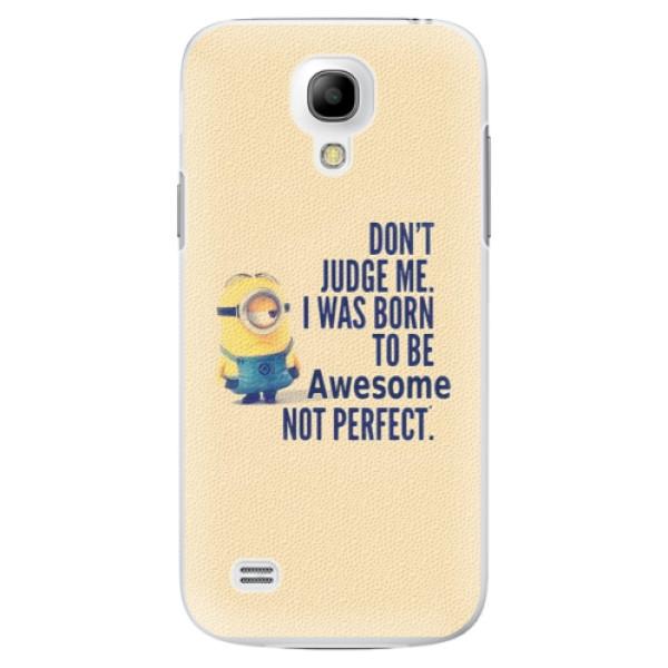 Plastové pouzdro iSaprio - Be Awesome - Samsung Galaxy S4 Mini