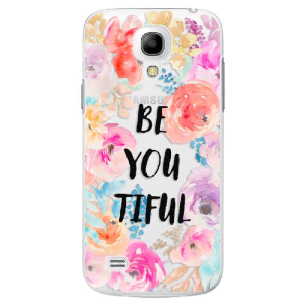 Plastové pouzdro iSaprio - BeYouTiful - Samsung Galaxy S4 Mini